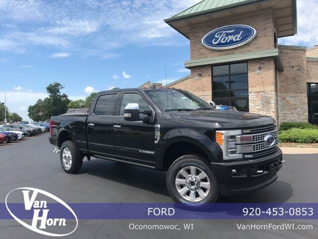2019 Ford F-350SD Platinum Plymouth WI