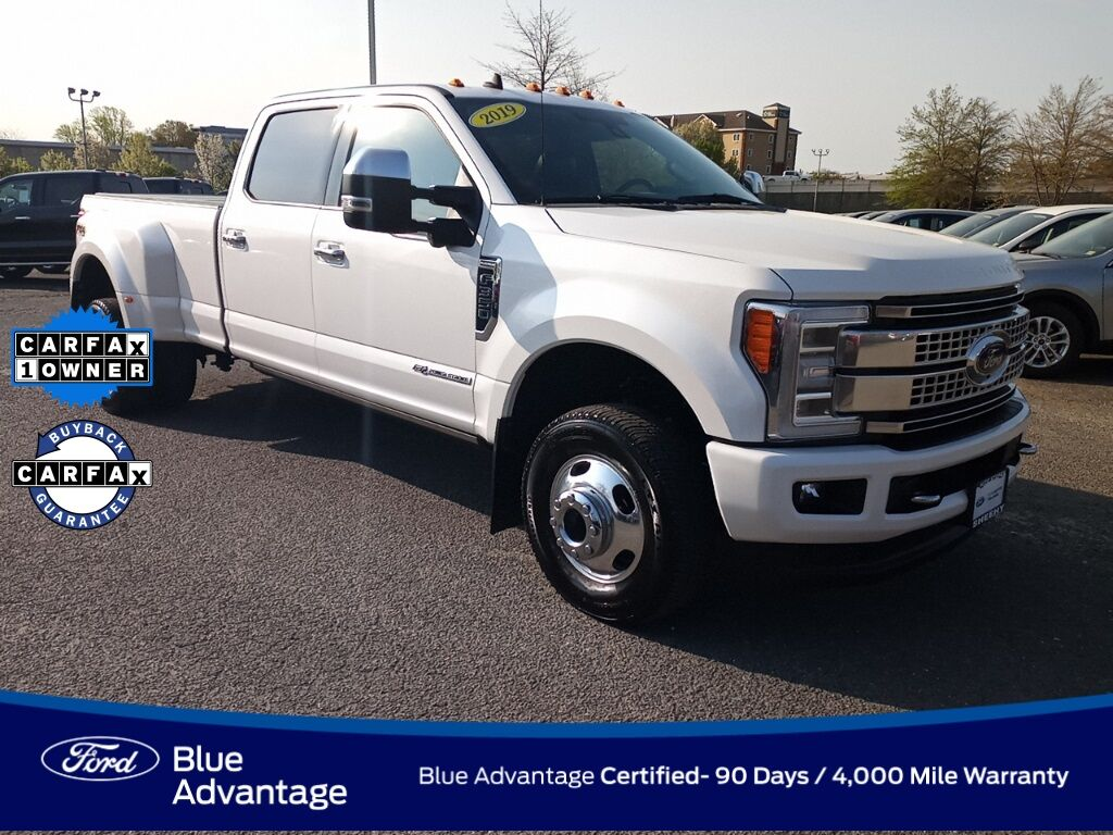 2019 Ford F-350SD Platinum, ULTIMATE PACKAGE Springfield VA