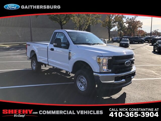 2019 Ford F-350SD XL 2D Standard Cab