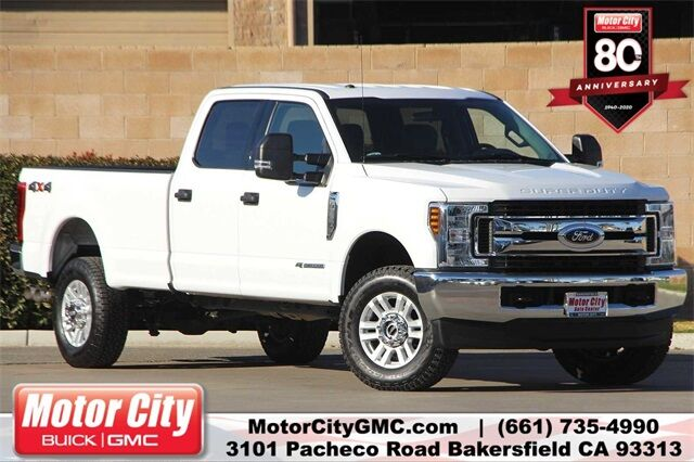 2019 Ford F-350SD XLT Bakersfield CA