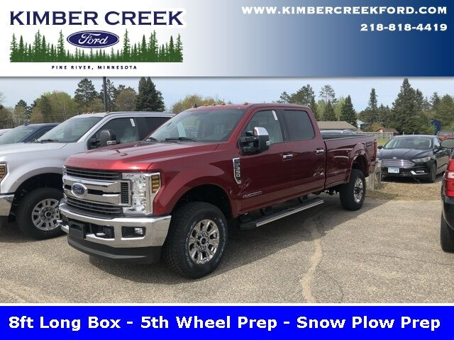2019 Ford F-350SD XLT Pine River MN