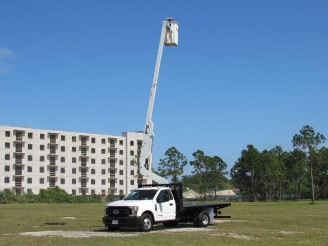 2019 Ford F-350XL Dur-A-Lift DTS-29TS 34 foot Working Height Bucket Truck Homestead FL