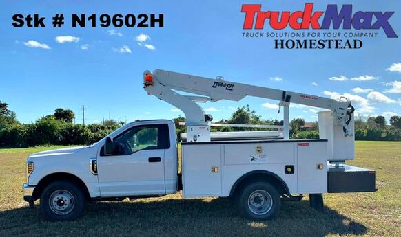 2019 Ford F-350XL Dur-A-Lift DTS-29TS (Diesel) Homestead FL