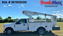 2019_Ford_F-350XL_Dur-A-Lift DTS-29TS (Gas)_ Homestead FL