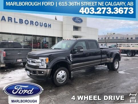 2019_Ford_F-450 DRW Super Duty_King Ranch_ Calgary AB