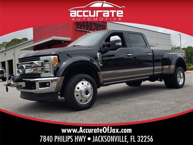 2019 Ford F-450SD King Ranch Jacksonville FL