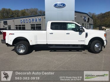 2019_Ford_F-450SD_Lariat_ Decorah IA