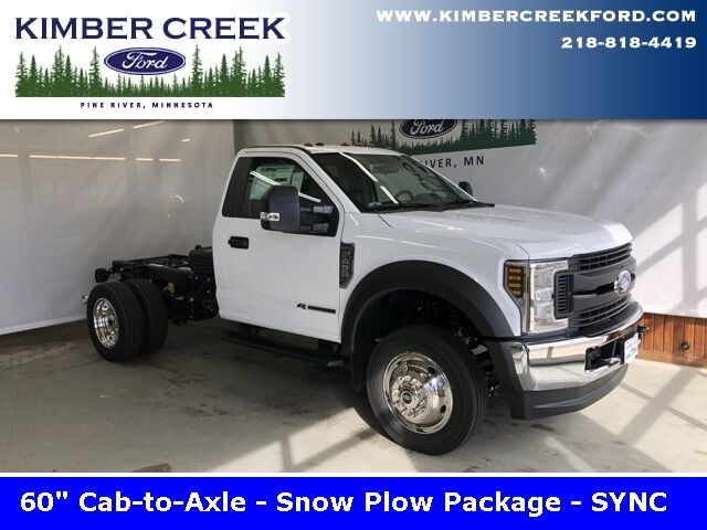 2019 Ford F-450SD XL Pine River MN