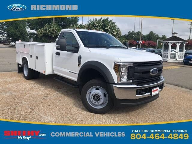 2019 Ford F-450SD XL Cab/Chassis Richmond VA