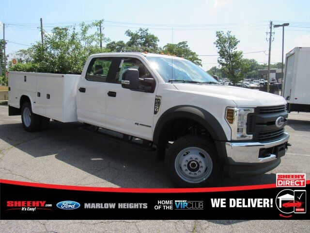 2019 Ford F-450SD XL Suitland MD