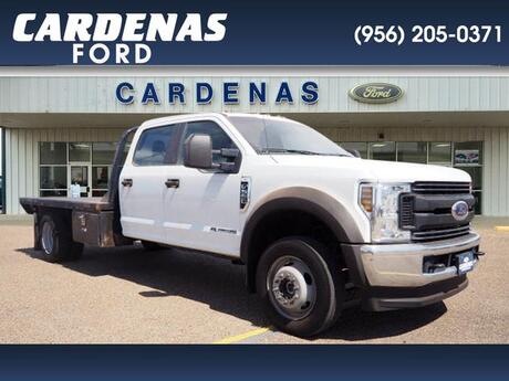2019 Ford F-550 Chassis Cab  McAllen TX