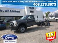 Ford F-550 Chassis Cab  2019