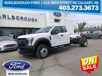 Ford F-550 Chassis Cab XL  - Running Boards 2019
