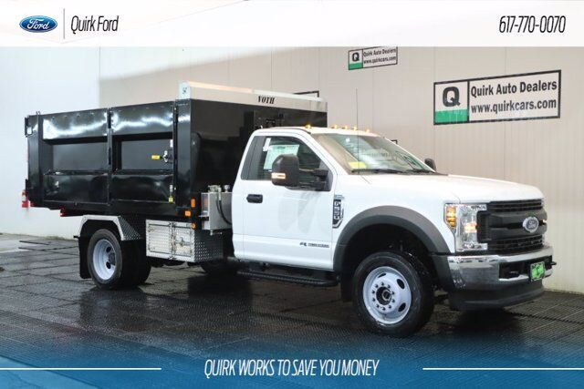 2019 Ford F-550 DRW XL Kargo King Roll Off System Quincy MA