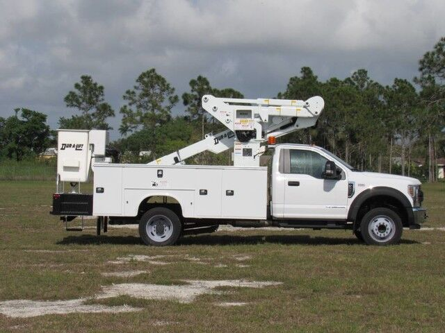 2019 Ford F-550 Dur-A-Lift DTAX-39FP (Diesel) Homestead FL