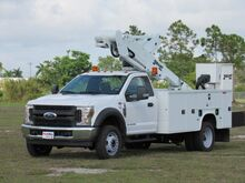 2019_Ford_F-550_Dur-A-Lift DTAX-39FP (Diesel)_ Homestead FL