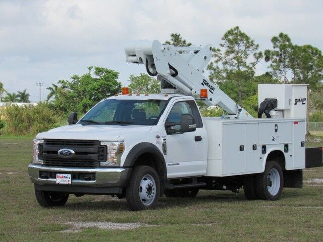 2019 Ford F-550XL 4x4 Dur-A-Lift DTAX-39FP (Diesel) Homestead FL