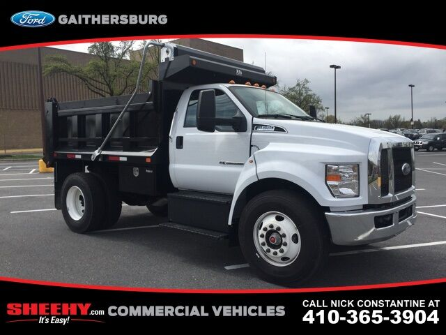 2019 Ford F-650SD