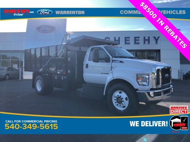 2019 Ford F-750SD Base Warrenton VA
