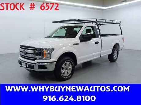 2019 Ford F150 ~ 4x4 ~ Only 11K Miles! Rocklin CA