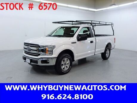 2019 Ford F150 ~ 4x4 ~ Only 9K Miles! Rocklin CA