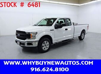 Ford F150 ~ Extended Cab ~ Liftgate ~ Only 1K Miles! 2019