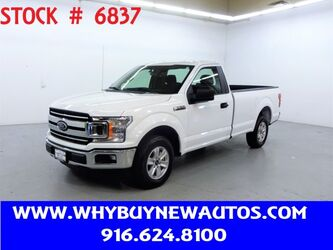 Ford F150 ~ Only 11K Miles! 2019