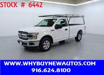 Ford F150 ~ Only 13K Miles! 2019