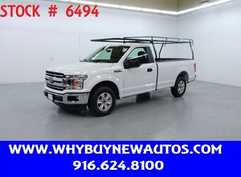 Ford F150 ~ Only 14K Miles! 2019