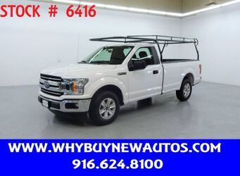 Ford F150 ~ Only 19K Miles! 2019