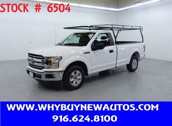 Ford F150 ~ Only 9K Miles! 2019