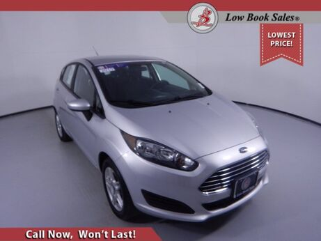 2019_Ford_FIESTA_SE_ Salt Lake City UT