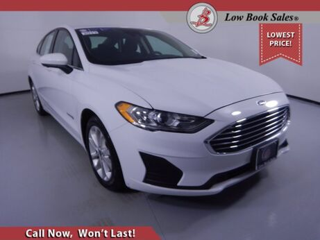 2019_Ford_FUSION HYBRID_SE_ Salt Lake City UT