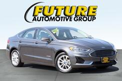 2019_Ford_FUSION HYBRID_Sedan_ Roseville CA