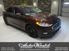 2019_Ford_FUSION SE__ Hays KS