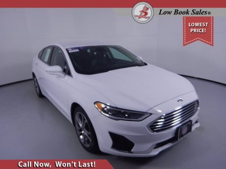 2019_Ford_FUSION_SEL_ Salt Lake City UT