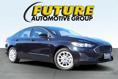 2019_Ford_FUSION_Sedan_ Roseville CA