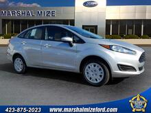 2019_Ford_Fiesta_S_ Chattanooga TN