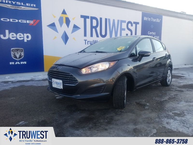 2019 Ford Fiesta SE Cortez CO