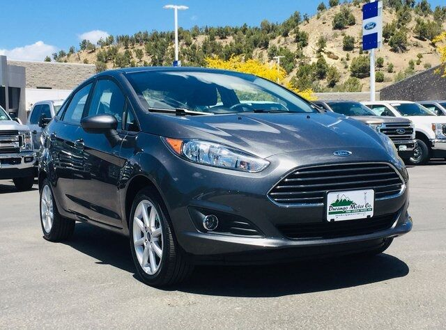 2019 Ford Fiesta SE Durango CO