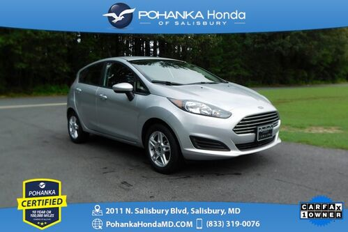 2019_Ford_Fiesta_SE Hatchback ** Pohanka Certified 10 Year / 100,000_ Salisbury MD