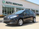 2019 Ford Fiesta SE Hatchback CLOTH, BLUETOOTH CONNECT, USB/AUX, CLIMATE CONTROL, UNDER FACTORY WARRANTY