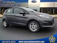 2019_Ford_Fiesta_SE_ Chattanooga TN
