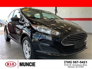 2019_Ford_Fiesta_SE_ Richmond KY