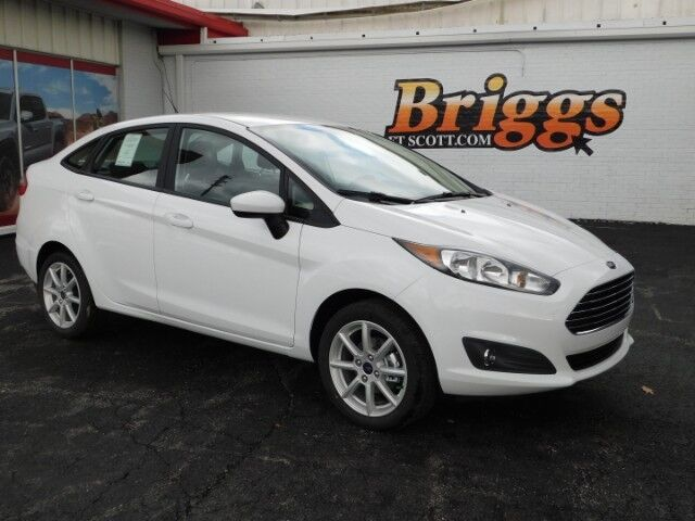2019 Ford Fiesta SE Sedan Fort Scott KS