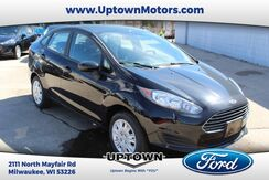 2019_Ford_Fiesta Sedan_S_ Milwaukee and Slinger WI