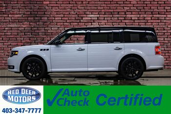 2019_Ford_Flex_AWD Limited Leather Roof Nav BCam_ Red Deer AB