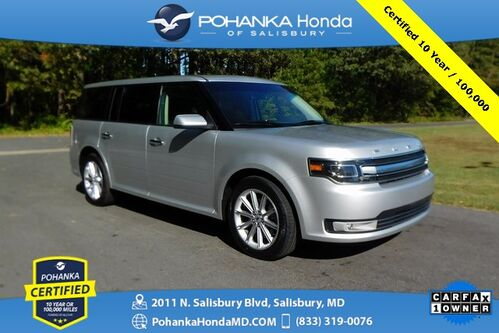 2019_Ford_Flex_Limited AWD ** Pohanka Certified 10 Year / 100,000  **_ Salisbury MD