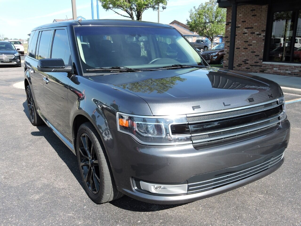 2019 Ford Flex Limited AWD 4dr Crossover Chesterfield MI