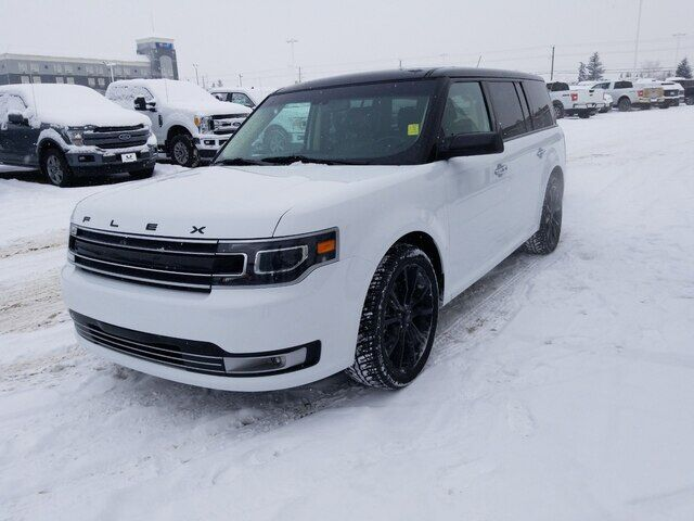 2019 Ford Flex Limited AWD Leather Moonroof Calgary AB